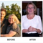 Ana achieved her weight loss goal!
