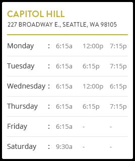 schedule-capitol-hill