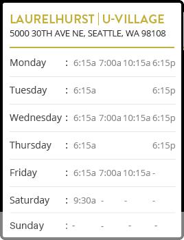schedule-laurel