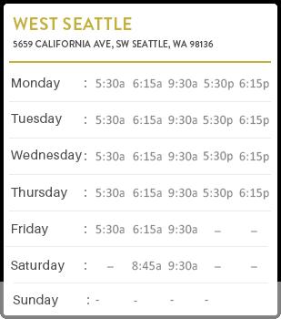 schedule-west-seattle