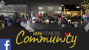 IanFitness Facebook Community
