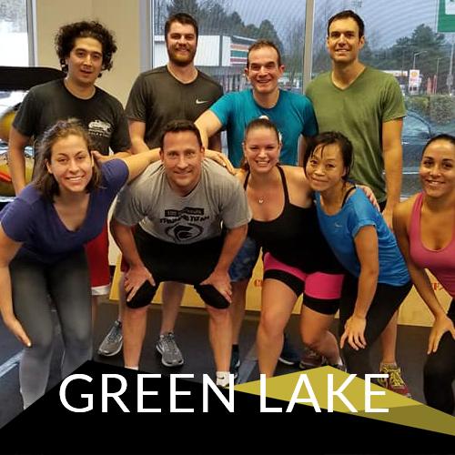 IanFitness Green Lake Studio Image