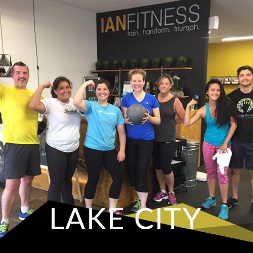 IanFitness Lake City Studio Image