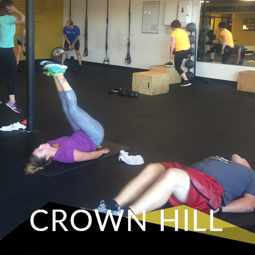 IanFitness Crown Hill Studio Image