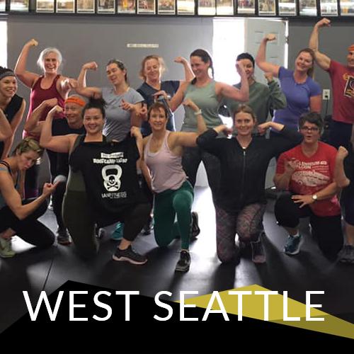 IanFitness West Seattle Studio Image