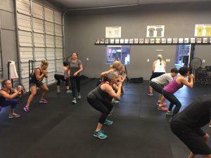 Women in Seattle Boot Camp